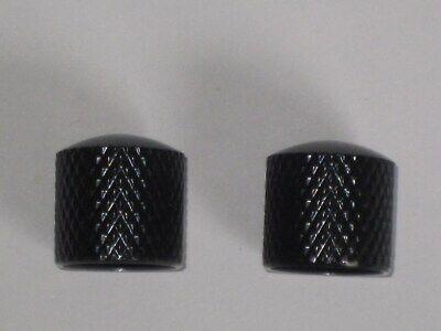 "3//4/"" Black Oxide Steel Domed Knurled Knob 10-32 Blind Tapped Hole TDK-0A"