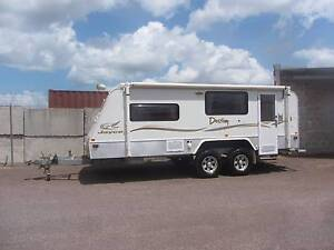 2007 Jayco Destiny Outback (Off Road) with Shower/Toilet & Bunks Darwin CBD Darwin City Preview