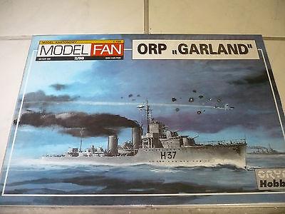 ORP Garland Kartonmodell 1:100!!! Model Fan, Gryf Hobby