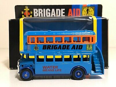 🚌Classic Collectors Club BOYS BRIGADE AID WATER MEANS LIFE CHARITY BUS by Lledo