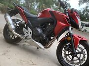 2014 Cb500f Honda lams learner approved McGraths Hill Hawkesbury Area Preview