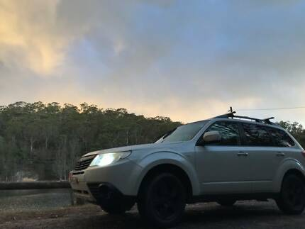 NEED GONE!! 2009 Subaru Forester SH Manual will swap for 06-07 XT Gymea Sutherland Area Preview