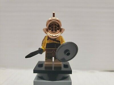 LEGO - 8805 - Minifigure - Series 5 - Roman Gladiator - 2011 - FREE SHIPPING!