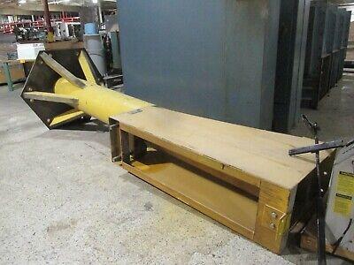 Spanco 2-ton Jib Crane Exc. Cond Ready To Lift The Very Best Crane Away