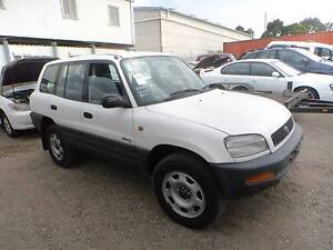WRECKING / DISMANTLING 1997 TOYOTA RAV4  2.0L MANUAL North St Marys Penrith Area Preview