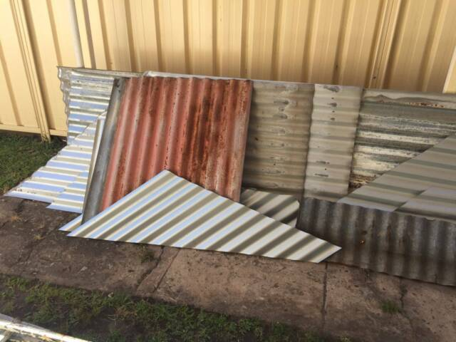 Free Old Rusty Roofing Tin And Scrap Metal Building Materials Gumtree Australia Wyong Area Long Jetty 1260107443