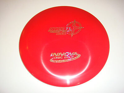 Disc Golf Innova Star Tl Stable Straight Fairway Driver 167G Red