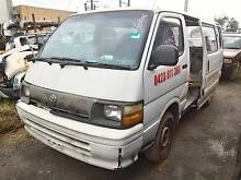 Wrecking 1995 Toyota Hiace LH113R MT RWD, Parts from $10 Port Adelaide Port Adelaide Area Preview
