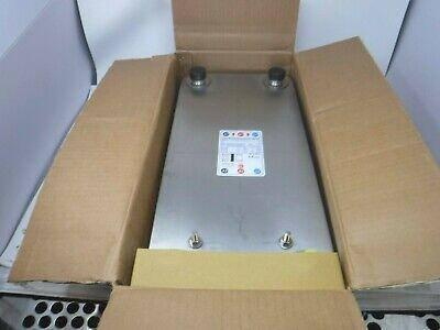 Kaori Brazed Plate Heat Exchanger 10 X 20 Model K21d New Free Shipping