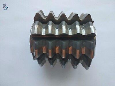 Involute Spline Hob Cutter Module M5 Pa30 Hss-e Ussr