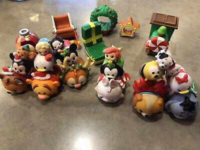 Disney Tsum Tsum Countdown to Christmas Advent Calendar 2016 by Jakks Sealed