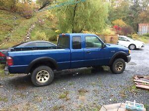 4l ranger FX4 4x4 2003