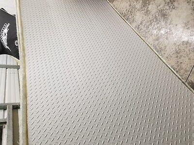 18 Inch Fiberglassgelcoat Diamond Plate Sheet 48 X 96 4x8