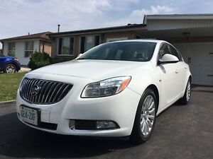 2011 BUICK REGAL CXL ONLY 121K KM