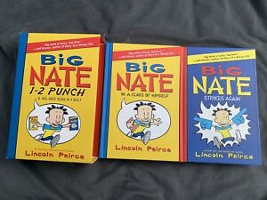 [NEW] Big Nate 2 in 1 books! NEVER OPENED!