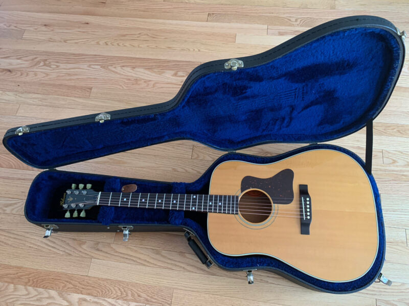 Gibson Gospel Acoustic Guitar with Case
