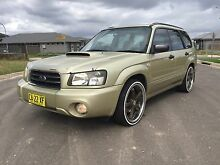 Subaru Forester XT TURBO AUTO LUXURY LEATHER P Plate legal Glenmore Park Penrith Area Preview