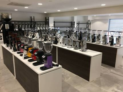 Shop from the range of COMPAK Coffee Grinders at Dipacci