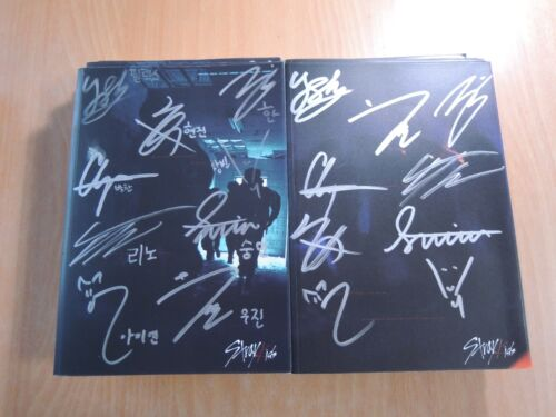 Stray Kids - I Am Not  (Promo) with Autographed (Signed) Last Stock
