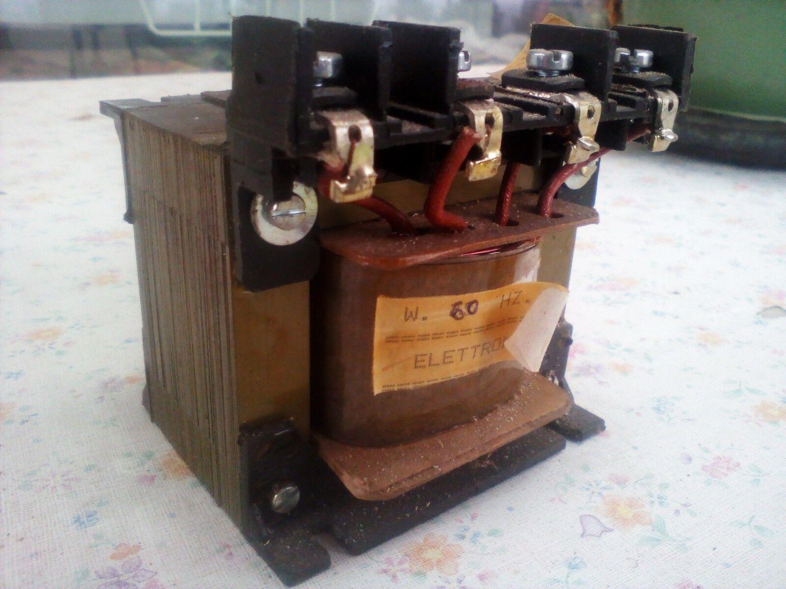 trasformatore di tensione lamellare