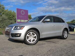2011 Audi Q5 2.0L Premium Plus ONE OWNER CLEAN CAR PROOF PANORA