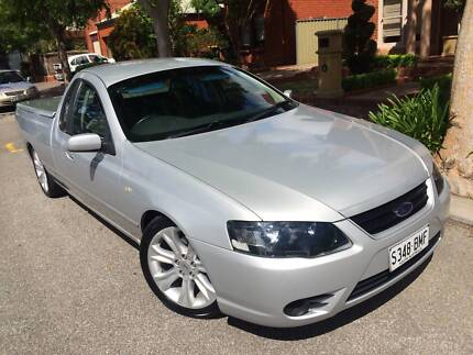 2006 BF MK11  Ford Falcon Ute Alloys Hard Lid LONG Registration