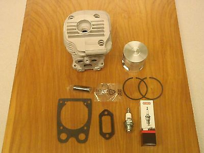 Nwp Nikasil Cylinder Piston Kit For Partner Husqvarna K750 K760 Concrete Saw