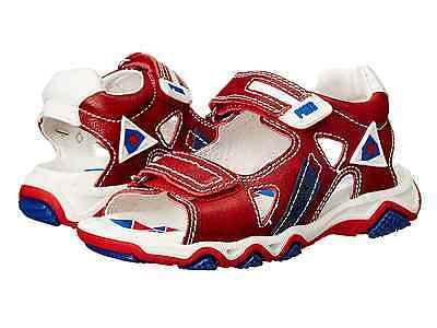 Primigi Toddler Boys Shoes - Primigi Kids Dee Leather Sandals, Boys Girls Shoes Size 9 Toddler US (Eur 26)NIB