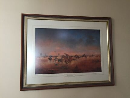 Darcy Doyle Limited Edition Print Thornlands Redland Area Preview