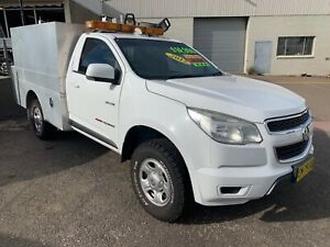 HOLDEN COLORADO 2.8 TURBO DIESEL 4x4 2012 MODEL Mittagong Bowral Area Preview