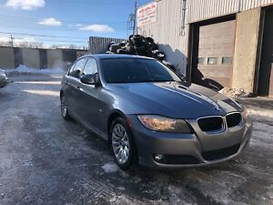 2009 BMW 3-series 323i
