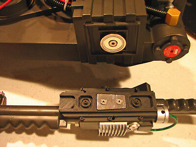 Wand Rail Magnetic Kit for your Spirit Halloween Ghostbusters Deluxe Proton - Ghostbusters Proton Pack