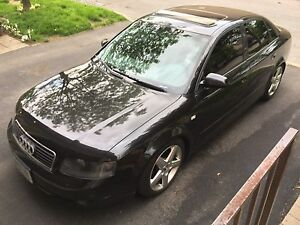 2002 Audi A4 1.8T Quattro | Automatic | 205000 KMs | as is