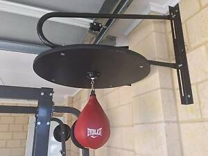 Everlast Wall Mounted Speed Bag Australind Harvey Area Preview