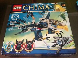 Lego The Legend of Chima  (348) New