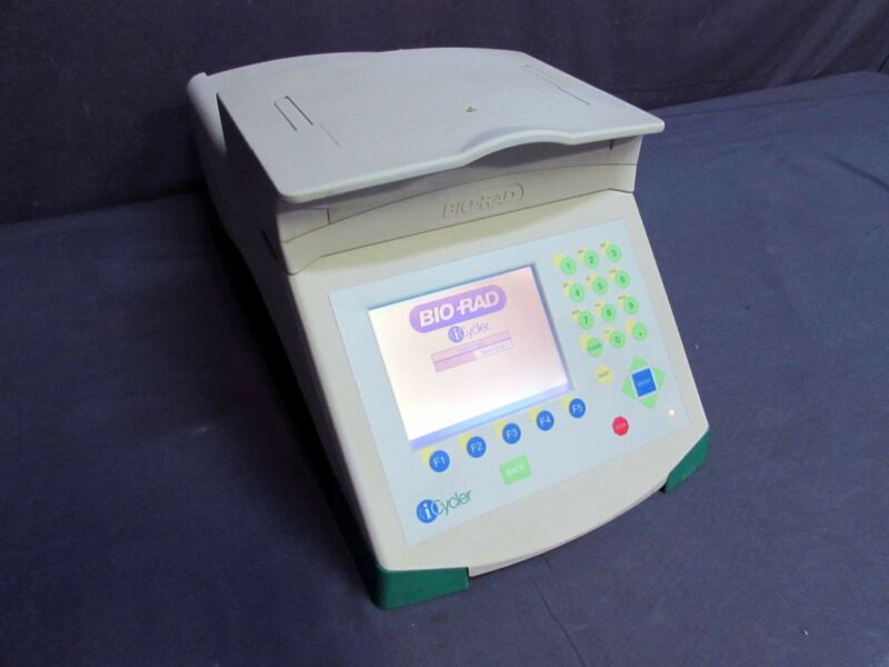 Bio-Rad iCycler 582BR 96-Well Block PCR Thermal Cycler