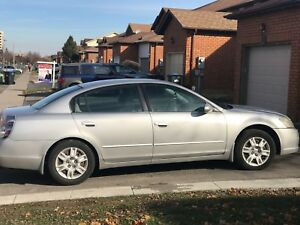 2005 nissan altima 2.5 s great condition