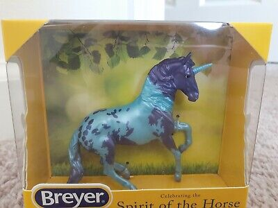 Breyer Valerio 2020 Stablemate Club Alborozo NIB Gamblers Choice Unicorn deco