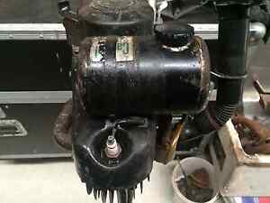 VICTA 18 OUTBOARD MOTOR, VINTAGE, CLASSIC, RESTO, RARE, Castle Hill The Hills District Preview