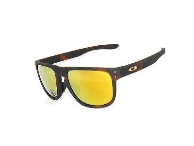 OAKLEY HOLBROOK R A 9379-02 Brown Tortoise  24K Iridium SunglasseS Clearance