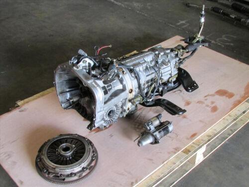 Jdm Subaru Wrx Sti Ej207 6 Speed Awd Manual Transmission Only Ty856wb1aa 3.90 Fd