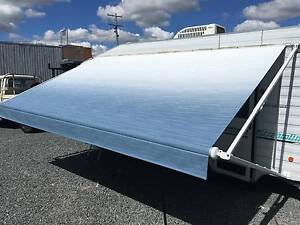 CARAVAN ROLL OUT AWNINGS 8 FT TO 21 FT $700 TO $1150 COMPLETE KIT Thorneside Redland Area Preview