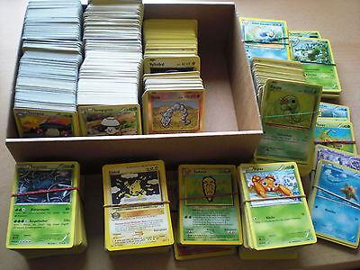 Pokemon Karten Sammlung Trading Cards 60 verschiedene Karten inkl. Holos