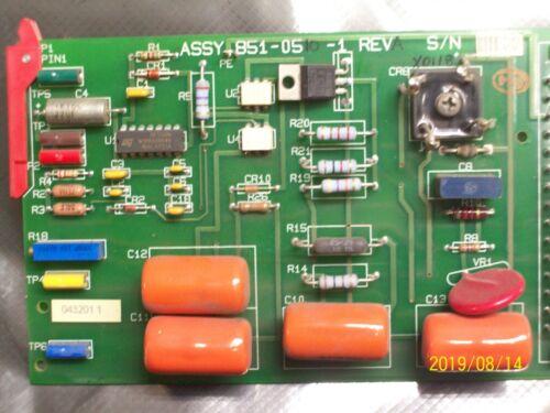 ROFIN SINAR ASSY 851-0510-1 CIRCUIT BOARD