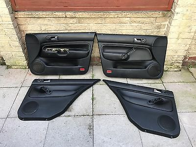 Vw Volkswagen Mk4 Golf 5 Door Leather Door Cards