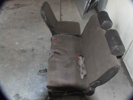 Seats ........Van seats for conversion to 8 seater family car Edwardstown Marion Area Preview