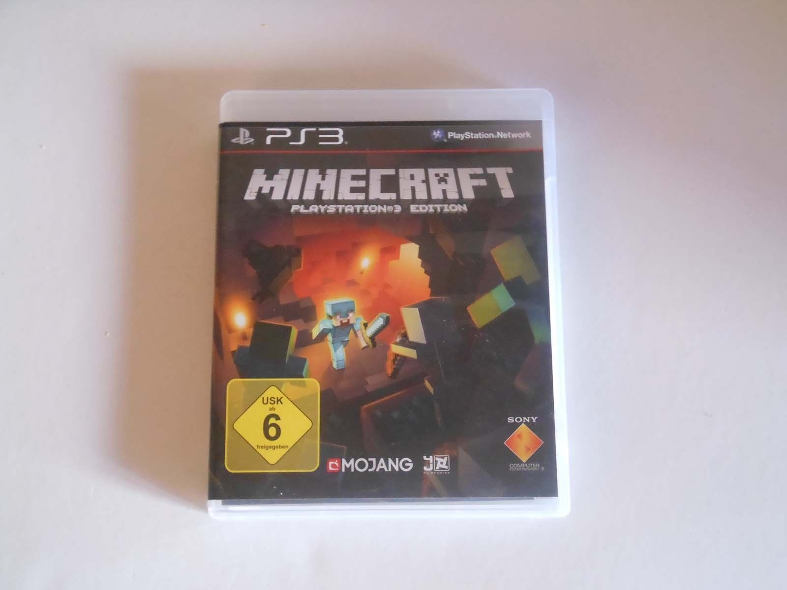PS3 - Minecraft ** Playstation 3 Spiel
