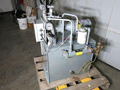 8 Gpm 100 Psi Hydraulic Power Supply Nos