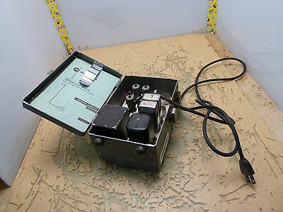 Motorola Mu140-70 Deviation Calibrator Microwave Test Equipment 16-i