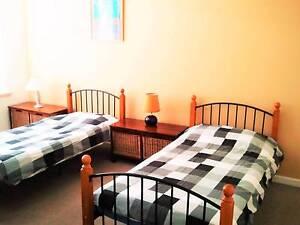 Large Room in a furnished modern 2BR flat for travelers St Kilda Port Phillip Preview